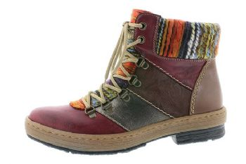 Rieker Ladies Boots Z6744-35